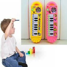 Kids Musical Educational Animal Baby Piano Developmental Music Toys For Gift