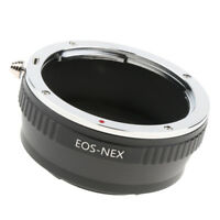 Lens Adapter for Canon EOS EF EF-S to Sony A6000 A5000 A3500 A3000 Camera