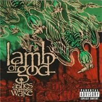 LAMB OF GOD ashes of the wake (CD album 2004) thrash, metal, very good condition