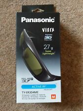 Panasonic-TY-ER3D4ME 3D Glasses for VIERA TV Full HD Active RF Medium Size .