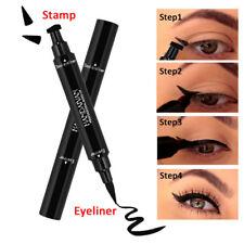 Waterproof Winged Eyeliner Stamp Makeup Eye Liner Pencil Black Liquid Cosmetic
