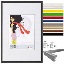 Bilderrahmen Collage Bildergalerie Foto Galerie Rahmen Weiß Silber Schwarz #127