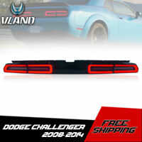 VLAND LED Tail Lights Sequential Signal Indicator For 2008-2014 Dodge Challenger
