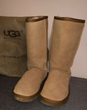 UGG Boots Australia Classic Tall 5815 Chestnut Size W6 - UK 4 Great Condition