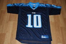 NFL REEBOK TENNESSEE TITANS VINCE YOUNG THROWBACK JERSEY SIZE MENS LARGE