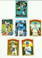 2021 Topps Series 1 George Brett Silver Holo Refractor Royals 25 Card Lot