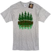 Golden Girls Inspired Shady Pines T-shirt - Retro 80s Comedy TV Show Tee Ladies