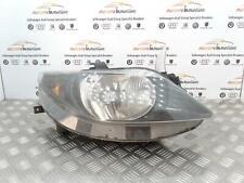 SEAT IBIZA Mk4 (6J) Right Drivers Halogen Headlamp 6J2941022C