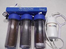 Triton HydroLogic DI200 GPD Aquarium Water Filtration System 31052 w/ wrench