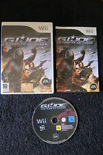 WII : G.I. JOE : LA NASCITA DEI COBRA - Completo, ITA ! Compatibile Wii U
