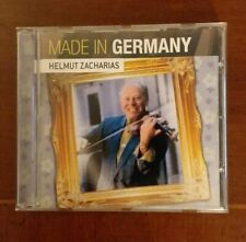 """Helmut Zacharias """"Made in Germany""""  2005 Capitol CD Light Classical Violin"""