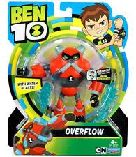 Ben 10 Overflow Action Figure Toy 12.5 cm Original, New & Sealed