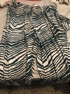 Philadelphia Eagles Men's NFL Pajama Bottoms XXL Striped