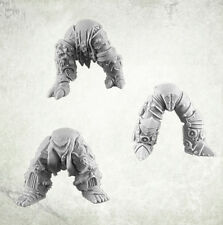 Bedlam Fraternity Legs (5) Bitz kromlech resin krcb 171