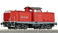ROCO 69980 - Diesel Lokomotive BR 212 169-7 DB Cargo Epoche V WS Neu OVP Spur H0