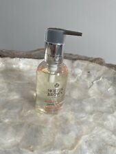 Molton Brown London Orange & Bergamot Hand Wash New With Pump 100ml
