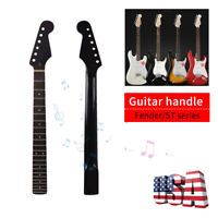 New Electric Guitar Neck 22Fret Gig Headstock Maple wood Reverse Head Dot Inlay