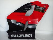 Suzuki OEM 99 GSXR750X NOS Right Cowl Assembly Under 94407-33ED0-M4L 96-99 RED