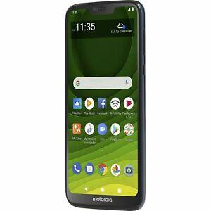 Straight Talk Moto g7 Optimo Maxx Prepaid Smartphone Brand New Sealed