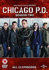 CHICAGO P.D STAGIONE 2 [DVD] SERIE DUE SECOND SERIE 2° 2 - CHICAGO PD SIGILLATO