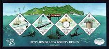 "Pitcairn Islands - ""SHIPS ~ BOUNTY RELICS"" MNH Miniature Sheet MS 1999 !"