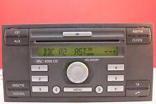 FORD Focus Fiesta S C MAX GALAXY FUSION KUGA Lettore CD Radio Stereo Auto CODICE