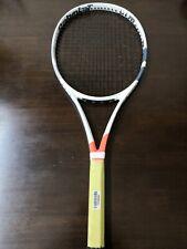 Babolat pure strike 100 head 16/19 300grams 1/4 grip Tennis Racquet