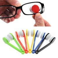 5Pc Cleaner Cleaning Brush Wiper Wipe For Glasses Sunglasses Eyeglass Spectacles