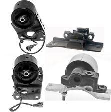 9M1316 4pc Motor Mounts fit 3.5L 2007 - 2008 Nissan Maxima Engine Transmission