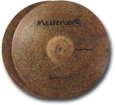 Masterwork Cymbals 14-inch Natural Hi-Hat Light