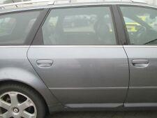 Tür hinten rechts Audi A6 4B Avant VOR-Facelift achatgrau LY7L grau