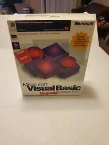 Microsoft Visual Basic Professional Edition Original