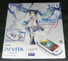PS Vita Hatsune Miku Limited Edition PlayStation Vita Wi‐Fi model Console Japan