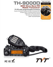 TYT TH-9000D 60W VHF 136-174Mhz Ham Two Way Radio Car Mobile Transceiver 200CH