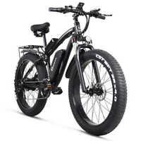 Electric Mountain Bike - 1000 watts, 48 volts 60km range