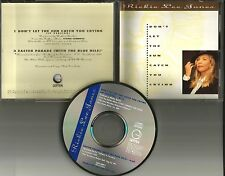 BLUE NILE w/ RICKIE LEE JONES Easter parade LIVE w/ Don't let the sun PROMO CD