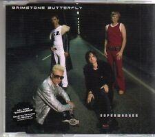 (AG491) Brimstone Autterfly, Superwanker - 2001 CD