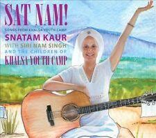 Sat Nam! Songs from Khalsa Youth Camp [Digipak] by Snatam Kaur (CD) NEW