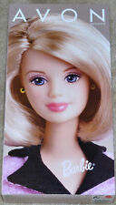 Barbie NIB - 1998 - Avon Representative Barbie Doll - Blonde