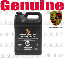 1-Gallon Genuine Porsche Orange Anti Freeze / Coolant  00004330575