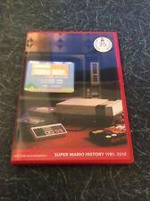 SUPER Mario cronologia 1985-2010 CD colonna sonora per per Nintendo Wii
