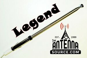 ACURA LEGEND 1993-1995 Power Antenna MAST STAINLESS STEEL *NEW* + How 2