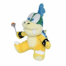 "NEW AUTHENTIC Super Mario Bros Series - 7"" Larry Koopa Stuffed Plush Toy Doll!!!"