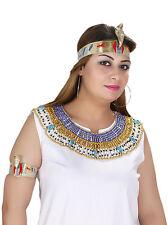 Kleopatra Pharao Collier Tut Anch Amun Halskette Karneval Fasching - BC0025
