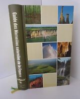 Guide des merveilles naturelles de la France.Autoguid Reader's Digest CV17