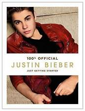 NEW Justin Bieber: Just Getting Started by Justin Bieber