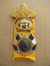 CIVIL WAR VETERAN GRAND ARMY GAR ENCAMPMENT MEDAL MASSACHUSETTS 1904