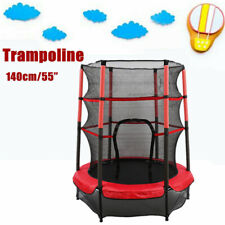 Mini Trampoline Kids Small Bouncing Bungee Jump Gym Child Outdoor Garden Play