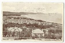Wales - Old Colwyn & Colwyn Bay from Penmaenrhos - Postcard franked 1948