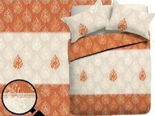 Linge de lit et ensembles orange pour chambre